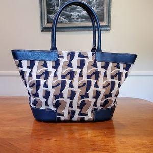 *SALE* Lamarthe canvas & leather purse
